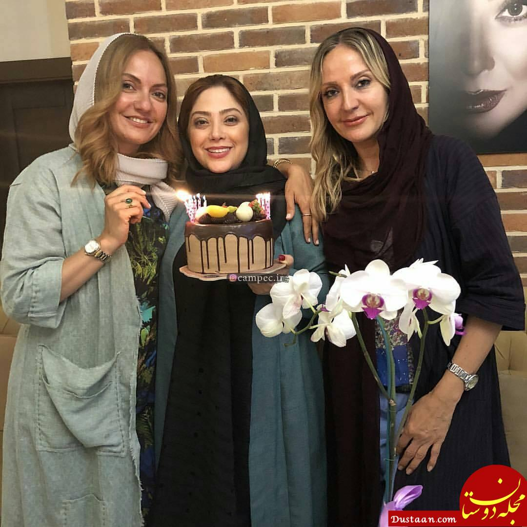 www.dustaan.com تیپ دیدنی مهناز افشار در جشن تولد 41 سالگی اش! +عکس