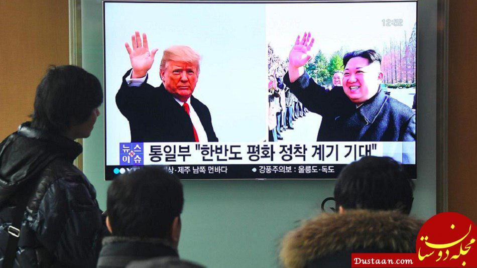www.dustaan.com تلویزیون کره شمالی: کیم برنده بود