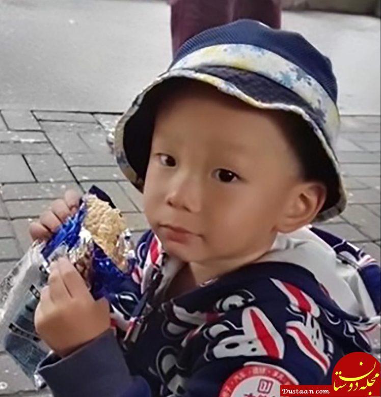 www.dustaan.com مرگ تلخ پسربچه درپی حواس پرتی راننده سرویس +تصاویر