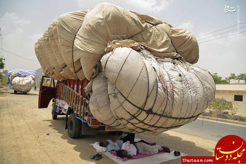 www.dustaan.com چُرت خطرناک دو هندی! +عکس