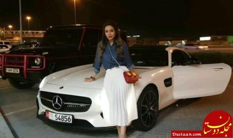 www.dustaan.com خانم مجری بخاطر خودروی گرانقیمتش به شهرت رسید! +تصاویر
