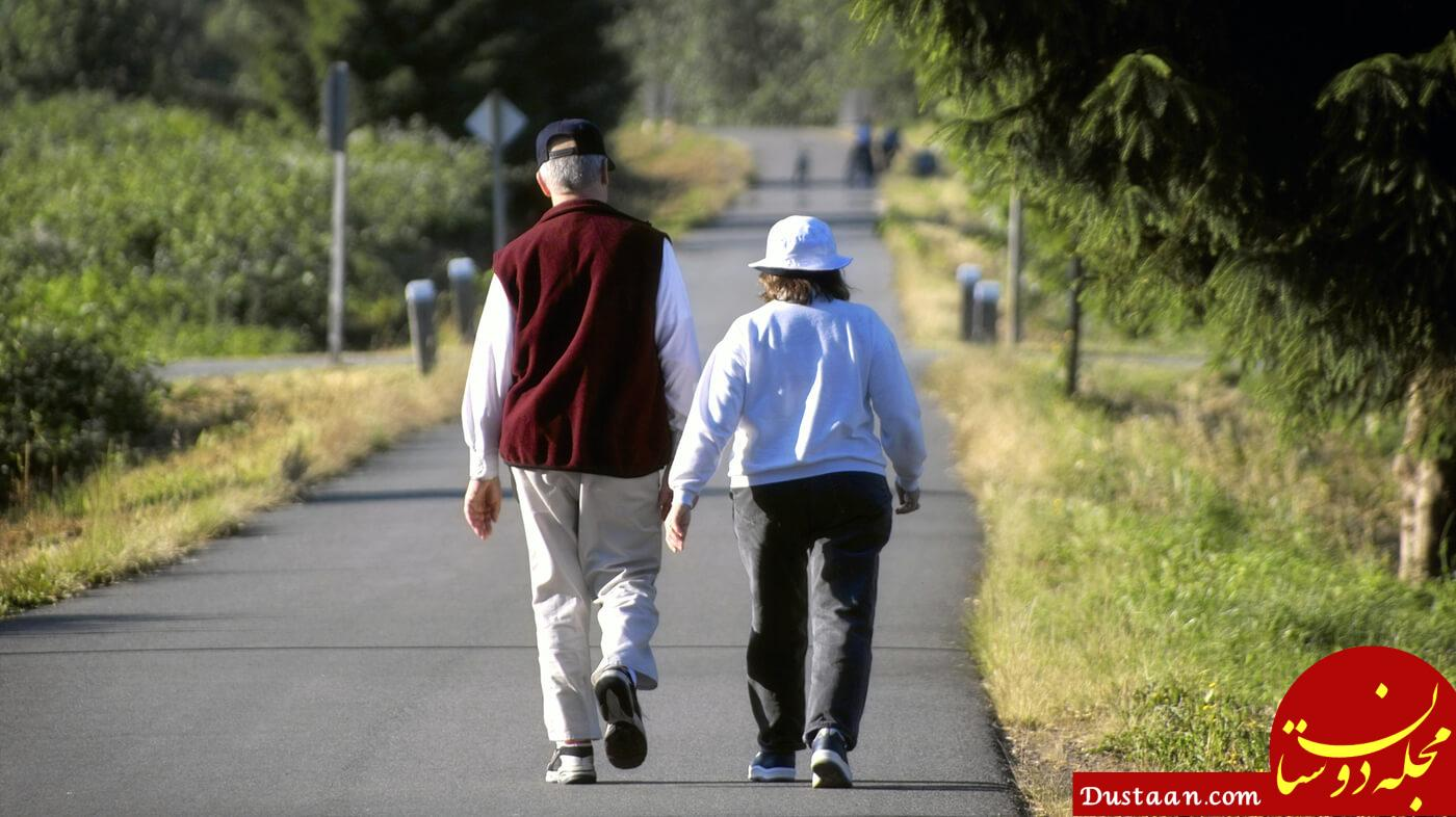 www.dustaan.com پیاده روی با سرعت بالا باعث افزایش طول عمر می شود