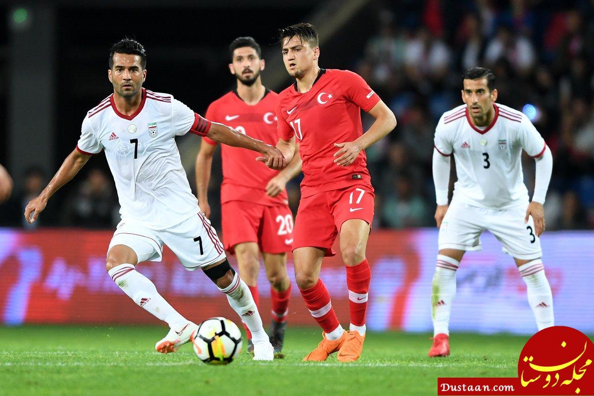 www.dustaan.com ایران زیر ذره بین AFC /جوانترین و قدبلندترین تیم آسیا در جام جهانی