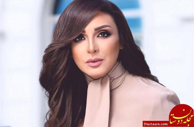 www.dustaan.com انغام, اولین خواننده زنی است که در ریاض خواهد خواند