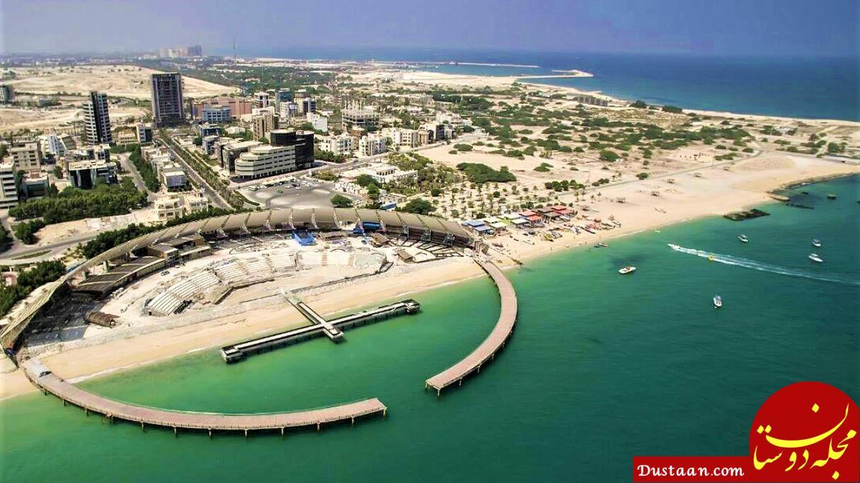 www.dustaan.com منطقه آزاد کیش: فروش زمین در کیش به خارجیان کذب است
