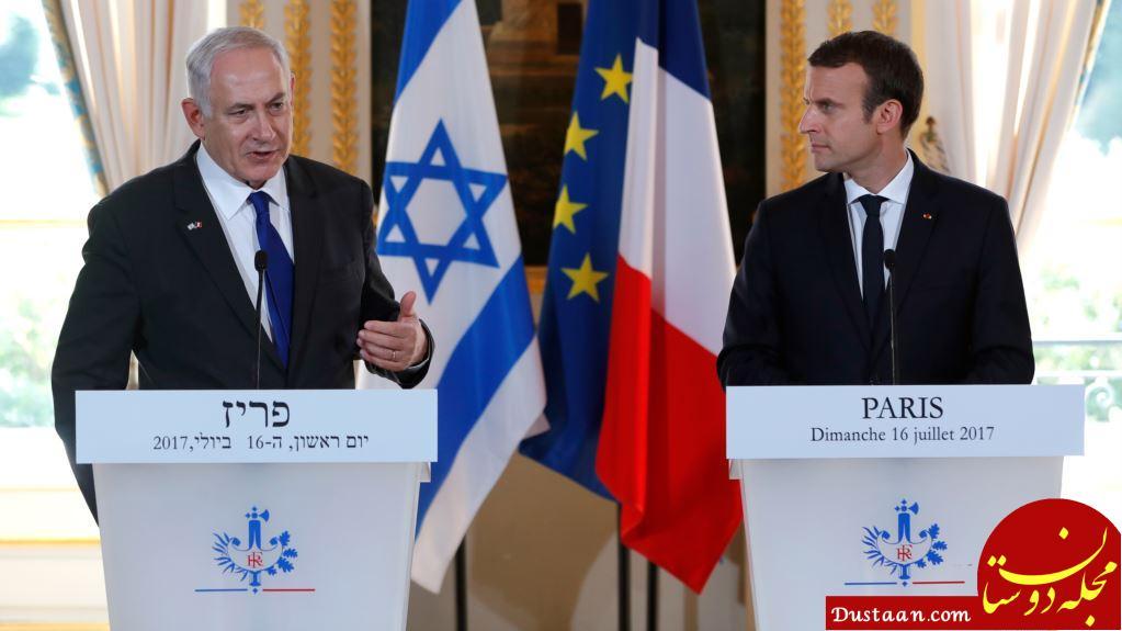 www.dustaan.com ثبت دومین شکست نتانیاهو در اروپا
