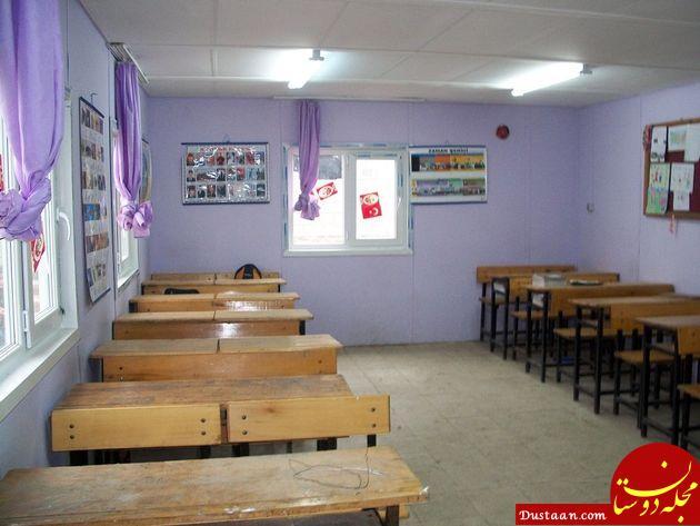 www.dustaan.com ضرب و شتم مدیر مدرسه توسط پدر دانشآموز +عکس