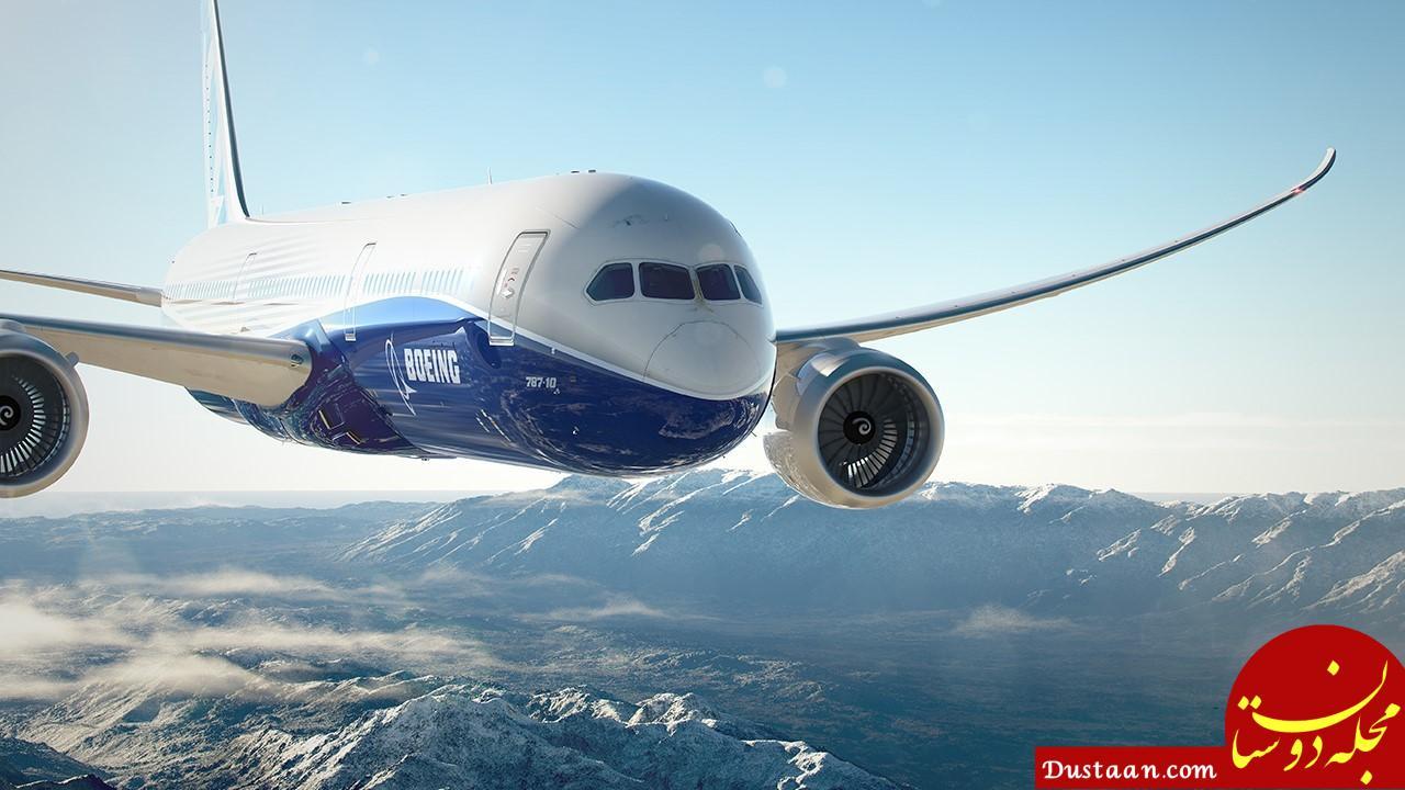 www.dustaan.com شکایت ایران از بوئینگ به دلیل فسخ قرارداد فروش هواپیماها