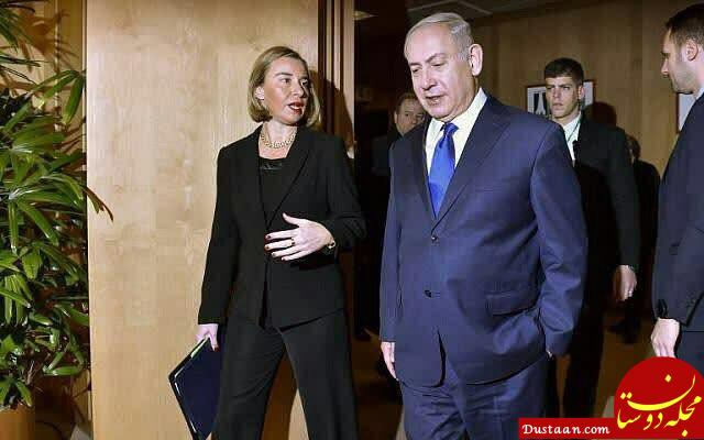 www.dustaan.com جزئیات خودداری نتانیاهو از دیدار با موگرینی
