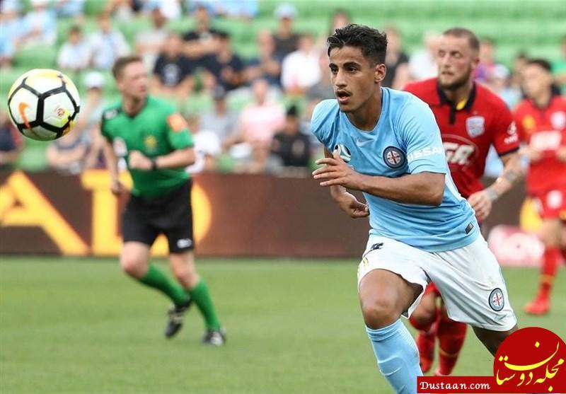www.dustaan.com دنیل ارزانی: هرگز به بازی در تیم ملی ایران فکر نکرده بودم