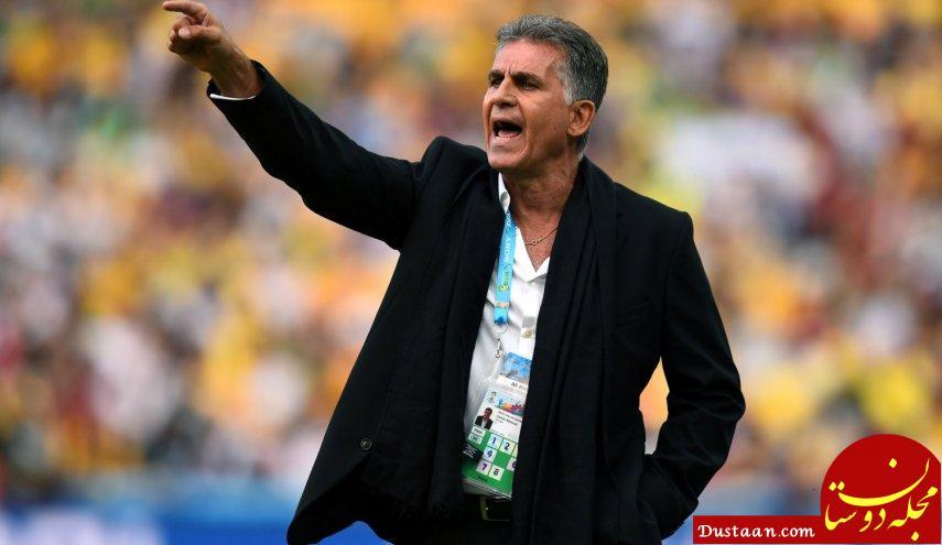 www.dustaan.com کی روش، هفتمین سرمربی گران جام جهانی