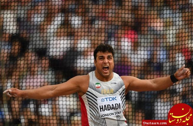 www.dustaan.com احسان حدادی نایب قهرمان مسابقات جایزه بزرگ لهستان شد