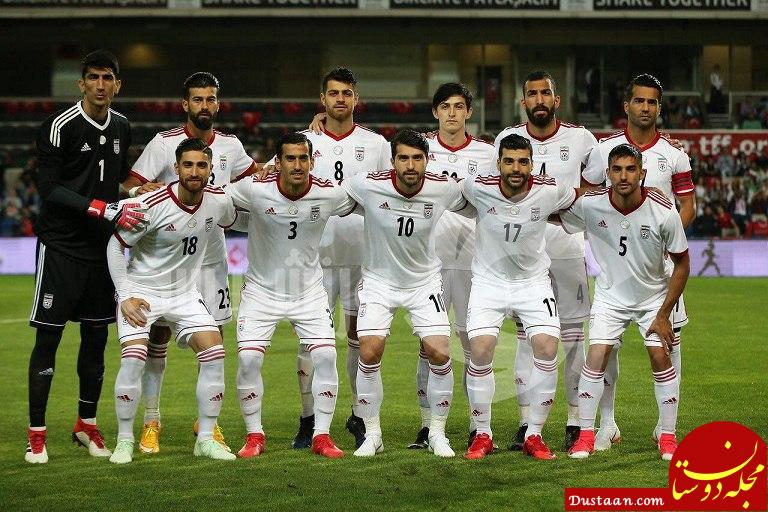 www.dustaan.com زمان بازی ایران با پرتغال، اسپانیا و مراکش در جام جهانی روسیه