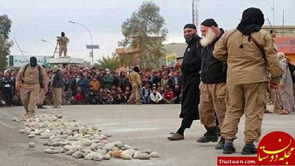 www.dustaan.com داعش یک شهر سوریه را در مرز عراق تصرف کرد