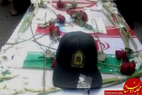www.dustaan.com شهادت مامور ناجا در درگیری پلیس با قاچاقچیان مسلح