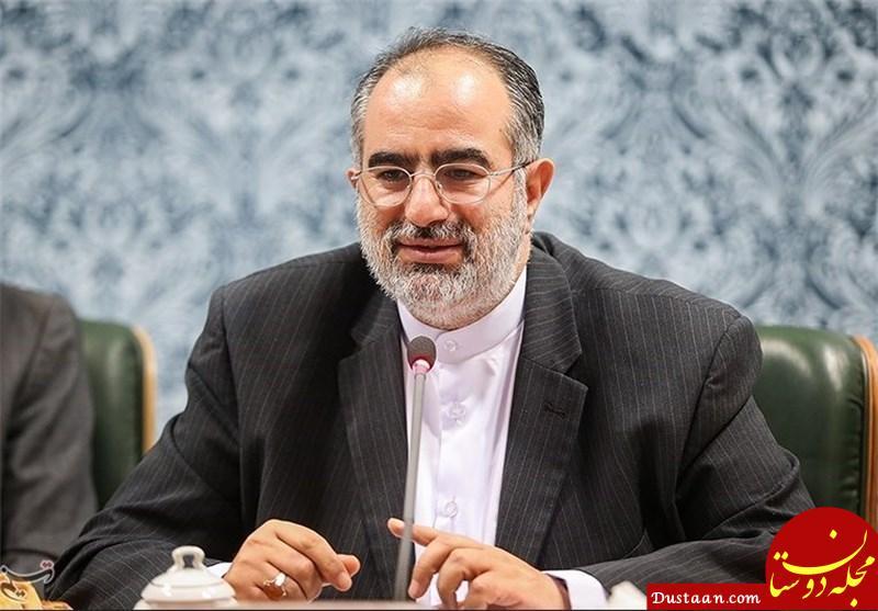 www.dustaan.com واکنش آشنا به اهانت علیه صالحی