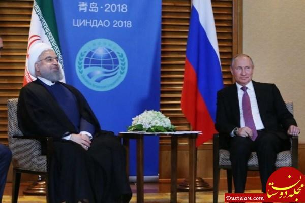 www.dustaan.com روحانی با پوتین دیدار کرد