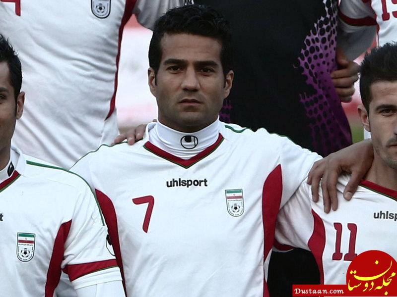 www.dustaan.com مسعود شجاعی: امیدوارم با یک امتیاز مقابل مراکش دل مردم را شاد کنیم