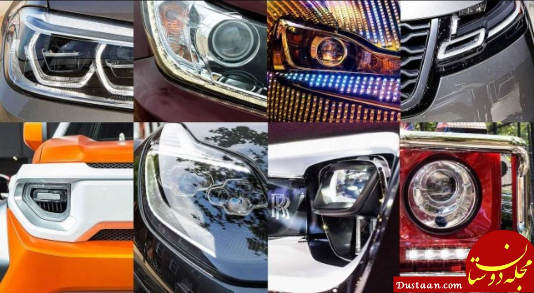 www.dustaan.com جریمه استفاده از چراغ های غیرمجاز خودرو چقدر است؟