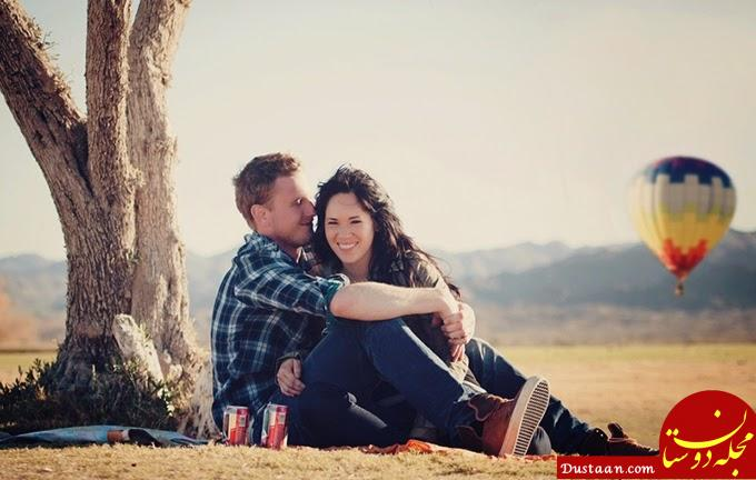 www.dustaan.com این نشانه ها میگوید شما و همسرتان واقعا عاشق یکدیگر هستید یا نه؟