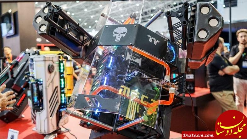 www.dustaan.com عجیب ترین کیس های رایانه ای جهان +تصاویر