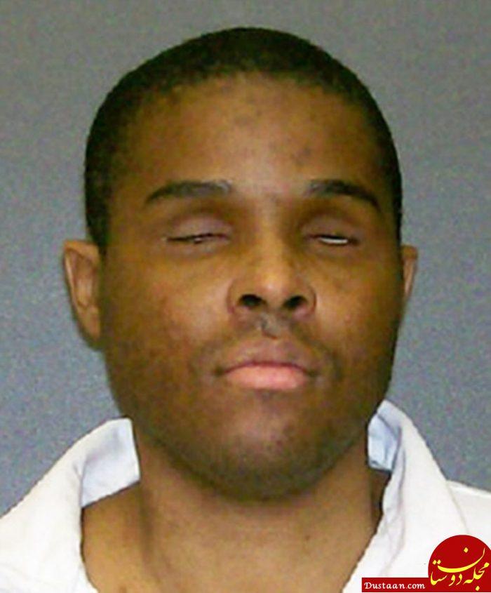 www.dustaan.com قاتل دیوانه چشم های خودش را خورد! +عکس