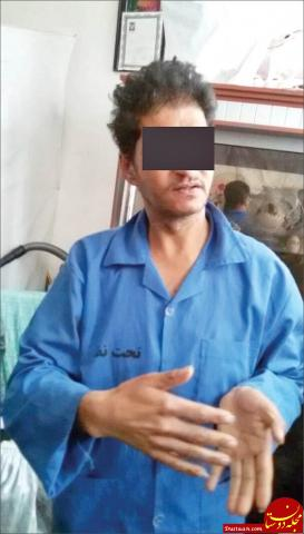 www.dustaan.com قاتل ندای ۶ ساله در مشهد قصاص می شود