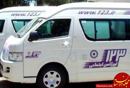 www.dustaan.com نجات جوان ۲۴ ساله از خودکشی در اتوبان صیاد شیرازی