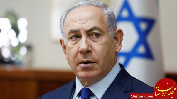 www.dustaan.com پیام ادعایی نتانیاهو به ایران برای کمک به حل مشکل کمبود آب