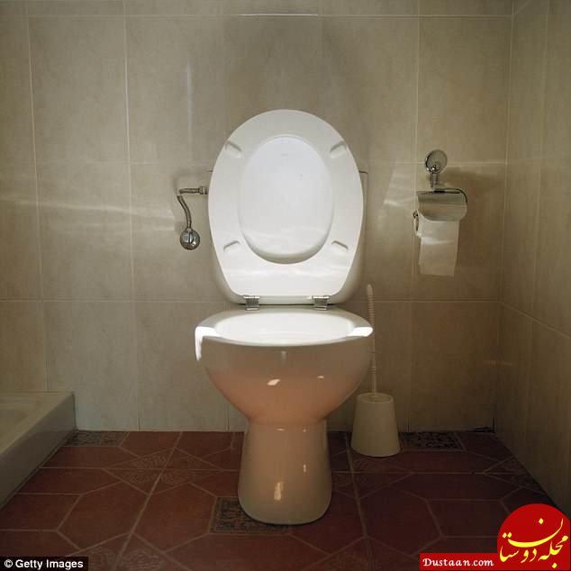 www.dustaan.com اون توالتش را هم به سنگاپور برده بود! +عکس