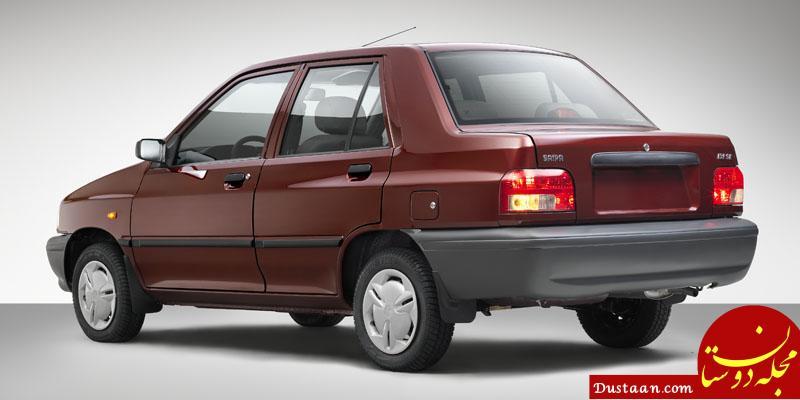 www.dustaan.com کم کیفیت ترین خودروی داخلی را بشناسید