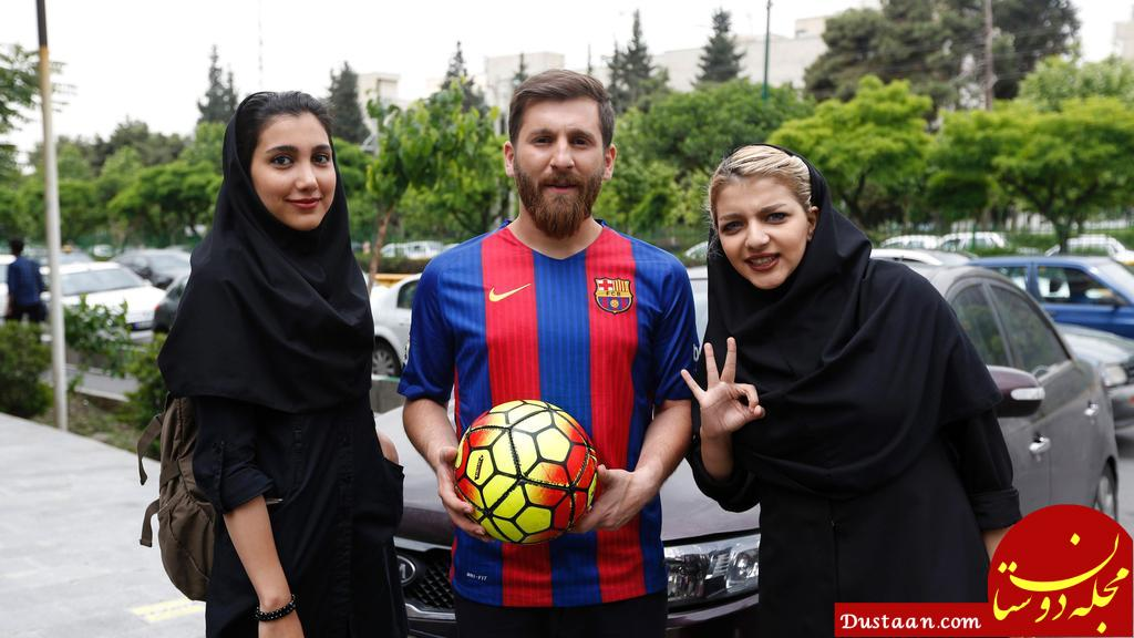 www.dustaan.com رضا پرستش ، مسی ایران در مسکو بازداشت شد