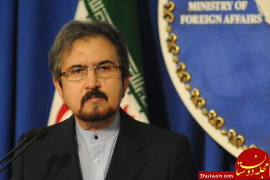 www.dustaan.com واکنش سخنگوی وزارت خارجه به حادثه گروگانگیری در پاریس