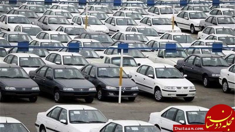 www.dustaan.com دلالان و سرمایه های سرگردان بازیگران اصلی بازار خودرو شدند