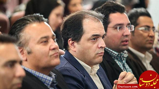 www.dustaan.com فعالیت گزارشگران صدا و سیما ایران با کارت هواداری!