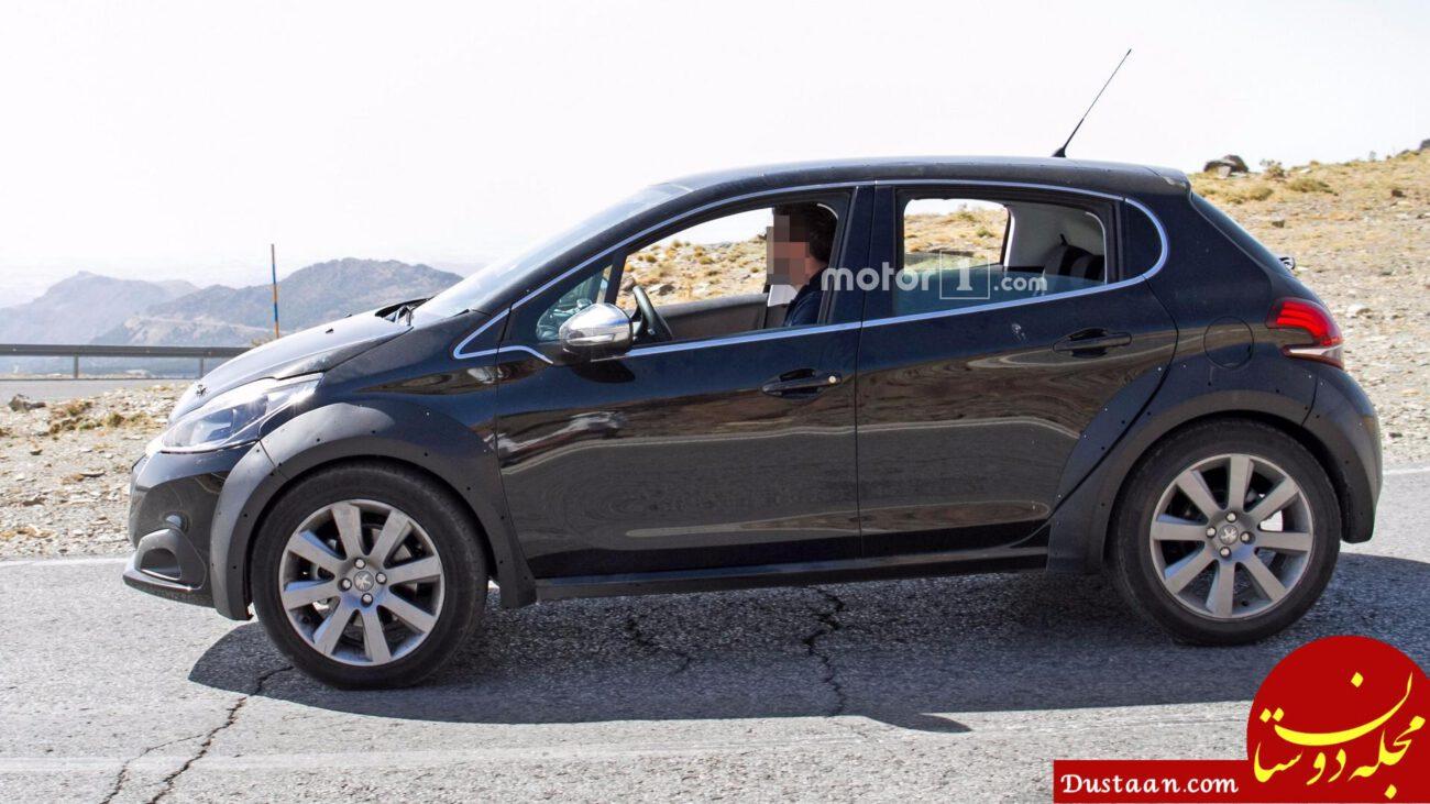www.dustaan.com پژو مدل 1008 را روانه بازار می کند +تصاویر