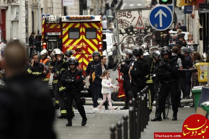 www.dustaan.com آنچه در گروگانگیری دیشب در پاریس گذشت +تصاویر