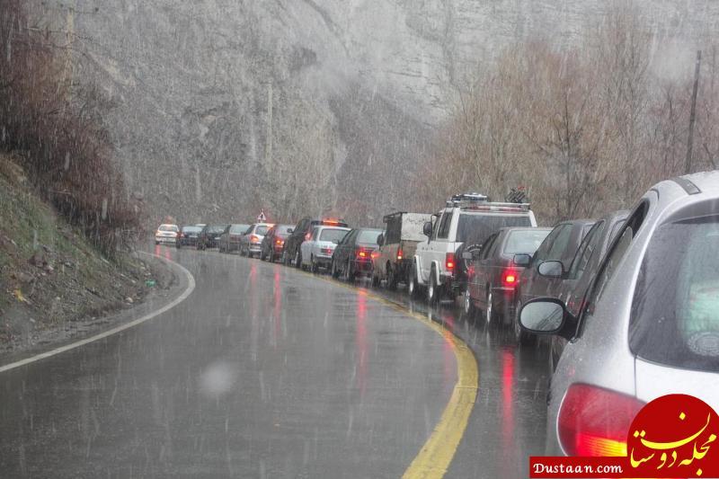 www.dustaan.com اعلام محدودیت های ترافیکی تعطیلات عید فطر در جاده های مواصلاتی مازندران