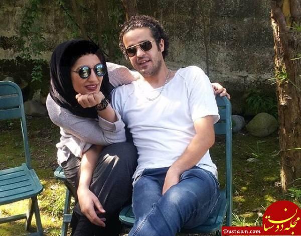 www.dustaan.com بیوگرافی و عکس های مجتبی پیرزاده ، همسر و فرزندش