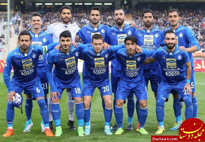 www.dustaan.com دانشگر: استقلال هدفی جز قهرمانی در لیگ ندارد
