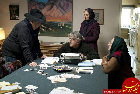 www.dustaan.com پرکارترین بازیگر این روزهای سینمای ایران +عکس