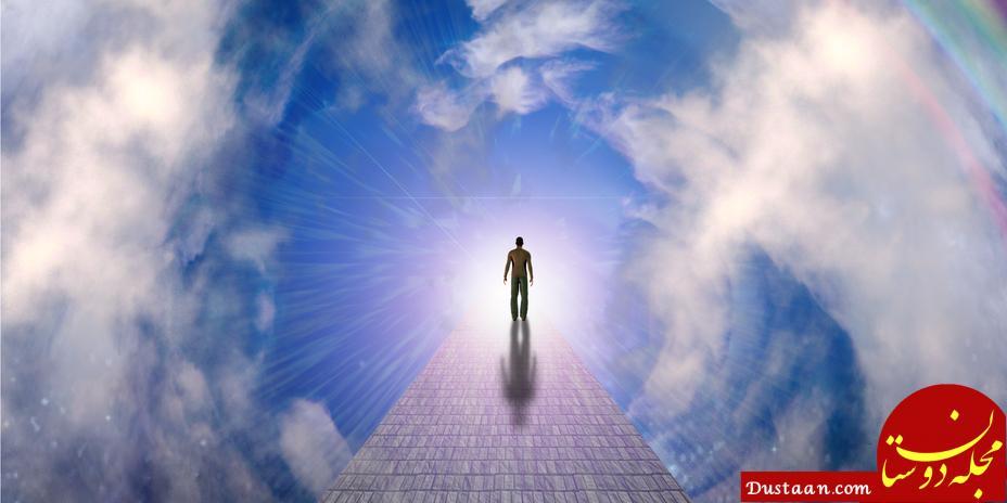 www.dustaan.com مشاهدات تکان دهنده مرد جوانی که پس از مرگ زنده شد!