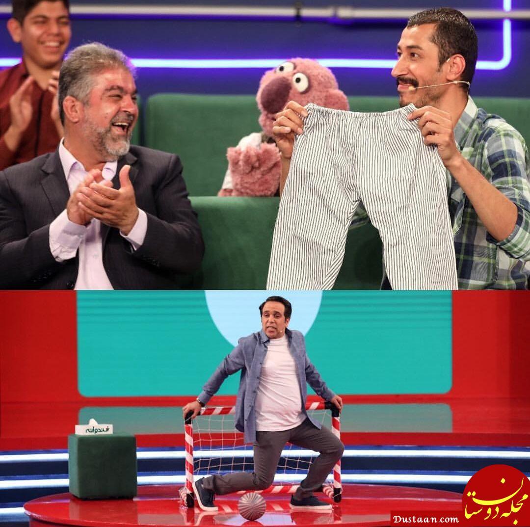 www.dustaan.com بازیگری که با ۲ متر قد اسیر زورگیرها شد! +عکس