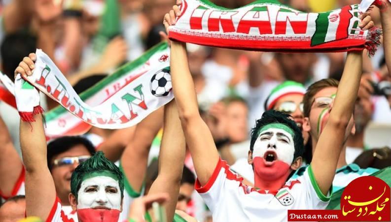 www.dustaan.com 15 هزار هوادار ایرانی برای دیدار با اسپانیا عازم کازان می شوند