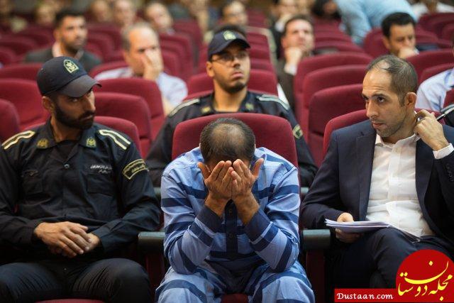 www.dustaan.com قاتل بنیتا اعدام شد
