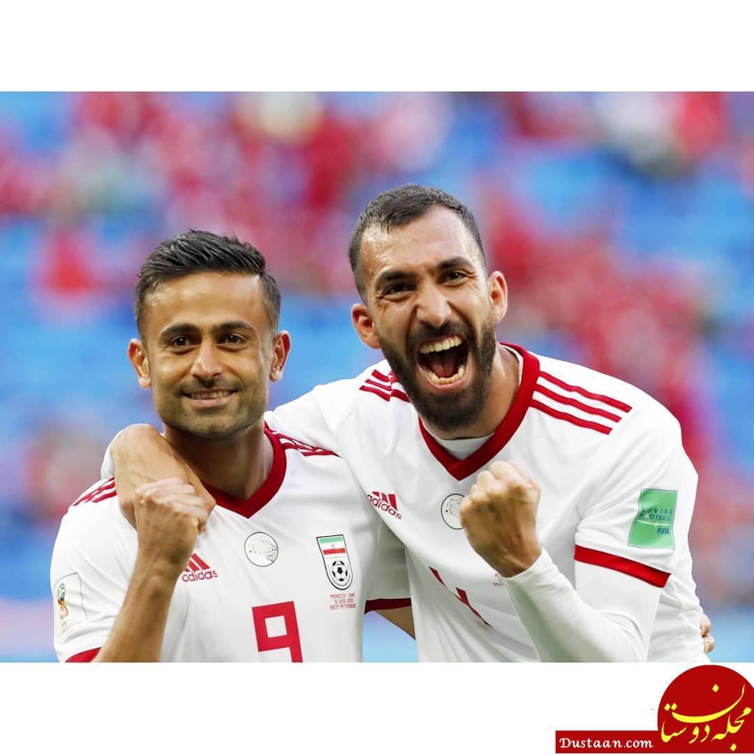 www.dustaan.com روزبه چشمی جام جهانی را از دست داد
