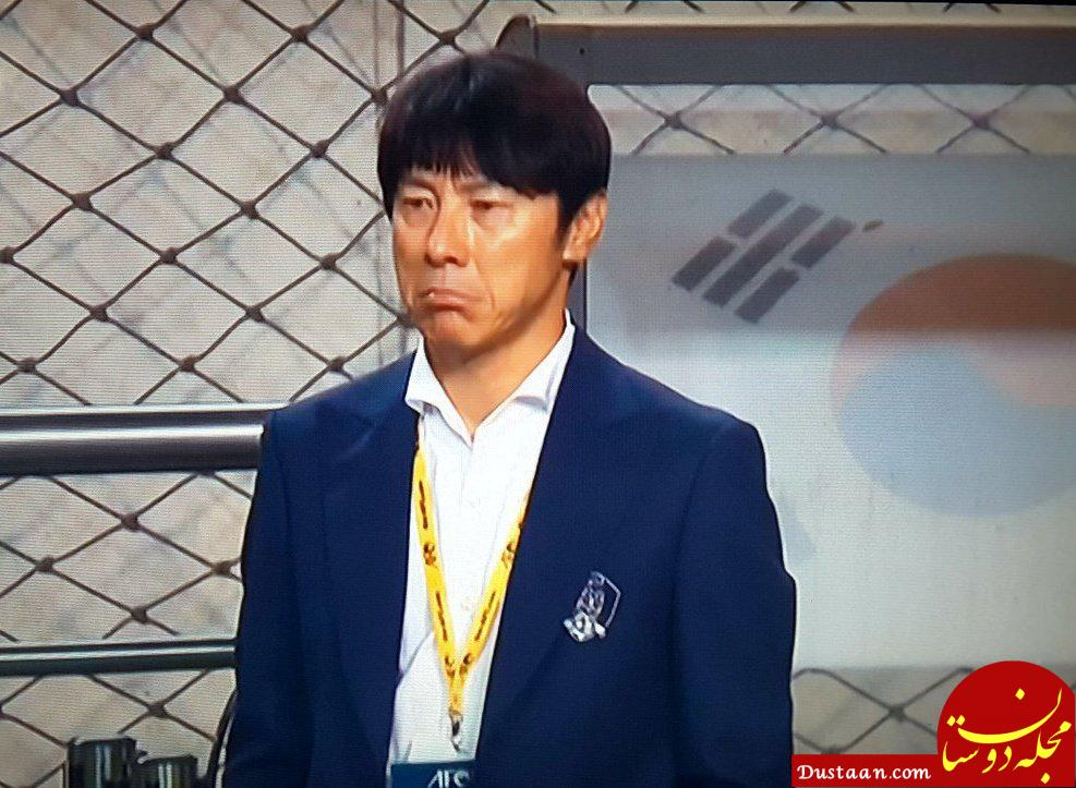 www.dustaan.com کلک مربی کره جنوبی برای گمراه کردن رقبا در جام جهانی