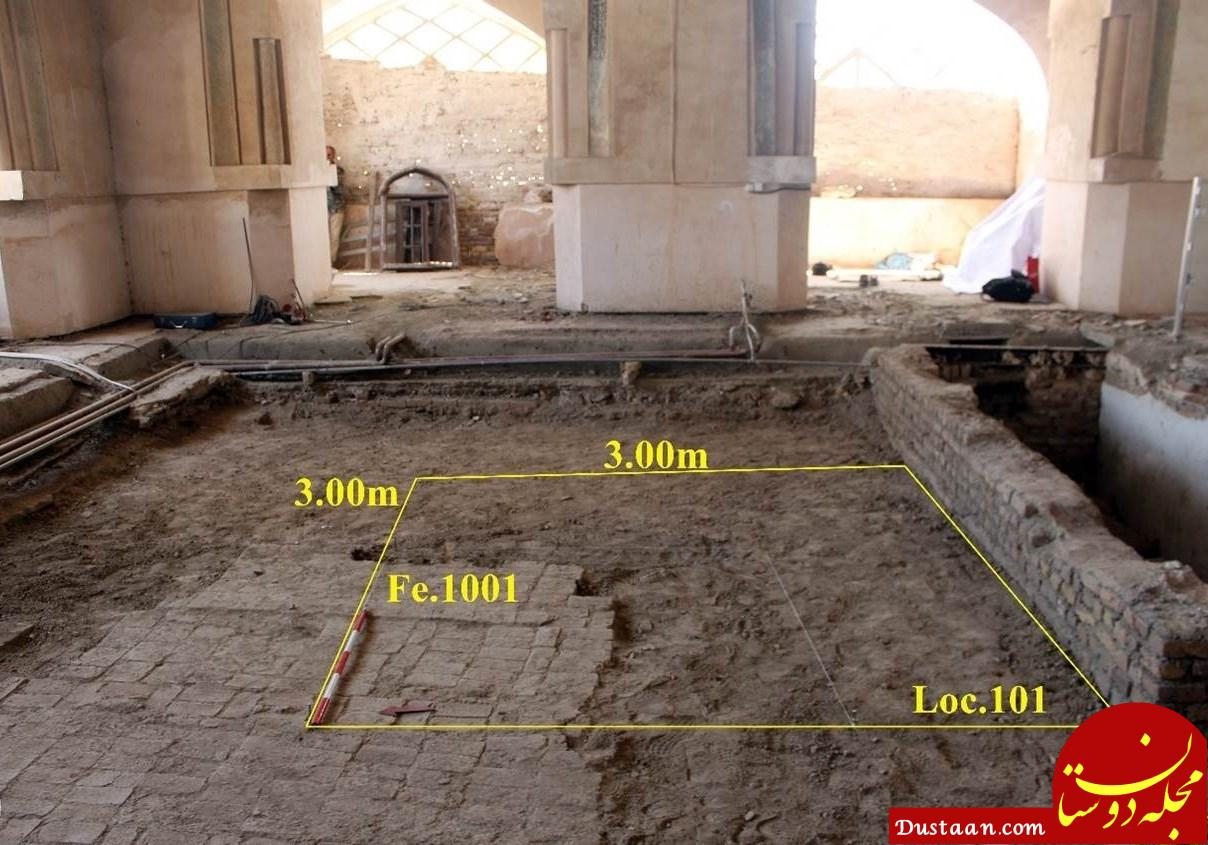 www.dustaan.com ناگفته های زیر یک مسجد +تصاویر