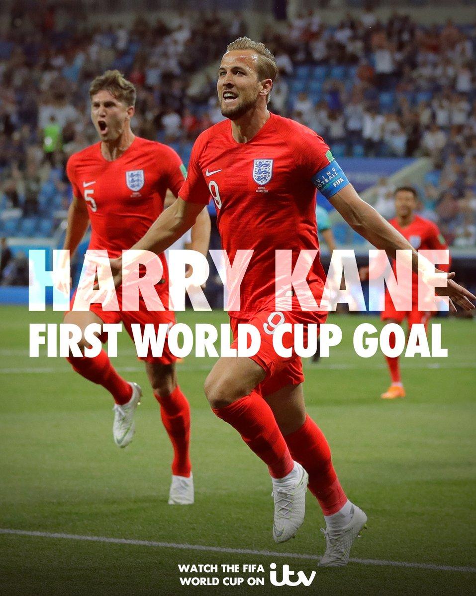 www.dustaan.com اولین گل هری کین در جام جهانی +عکس