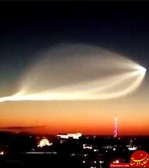 www.dustaan.com یک موشک روسی از آسمان مسابقات جام جهانی گذشت +تصاویر